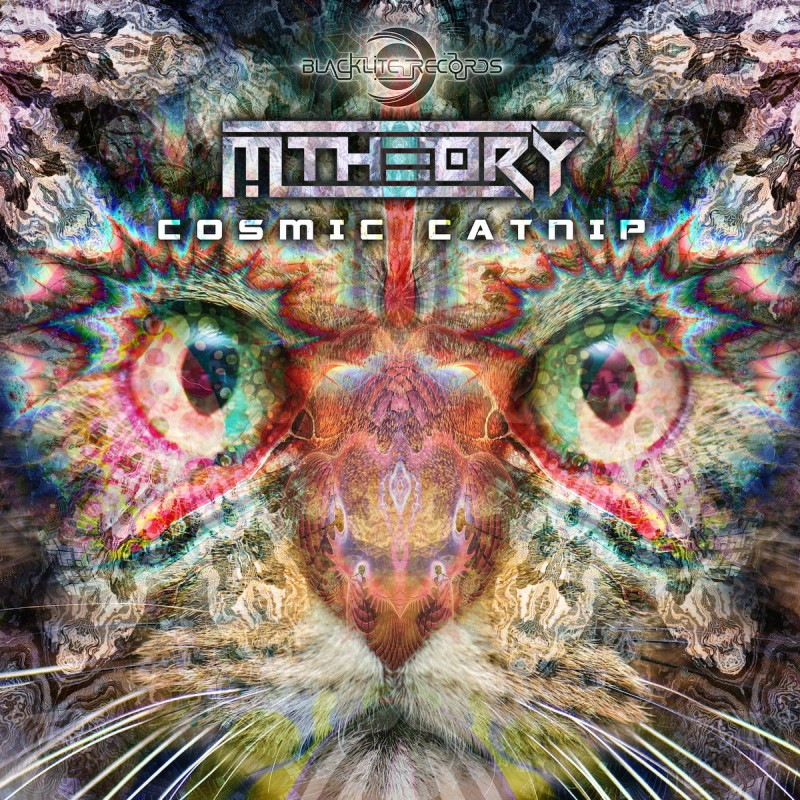 Blacklite Records - M-THEORY - Cosmic Catnip