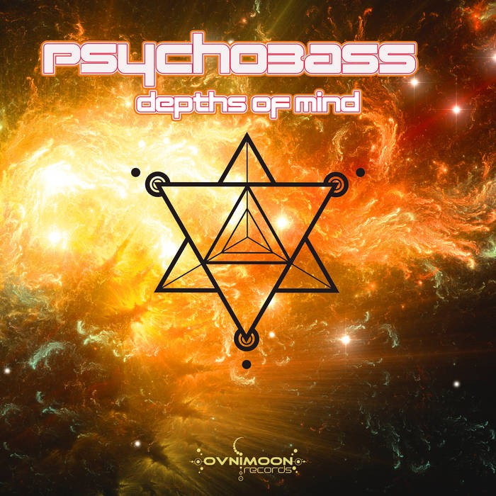 Ovnimoon Records - PSYCHOBASS - Depths of Mind