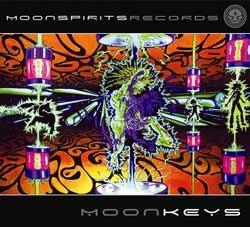 Moon Spirits Records - .Various - moonkeys