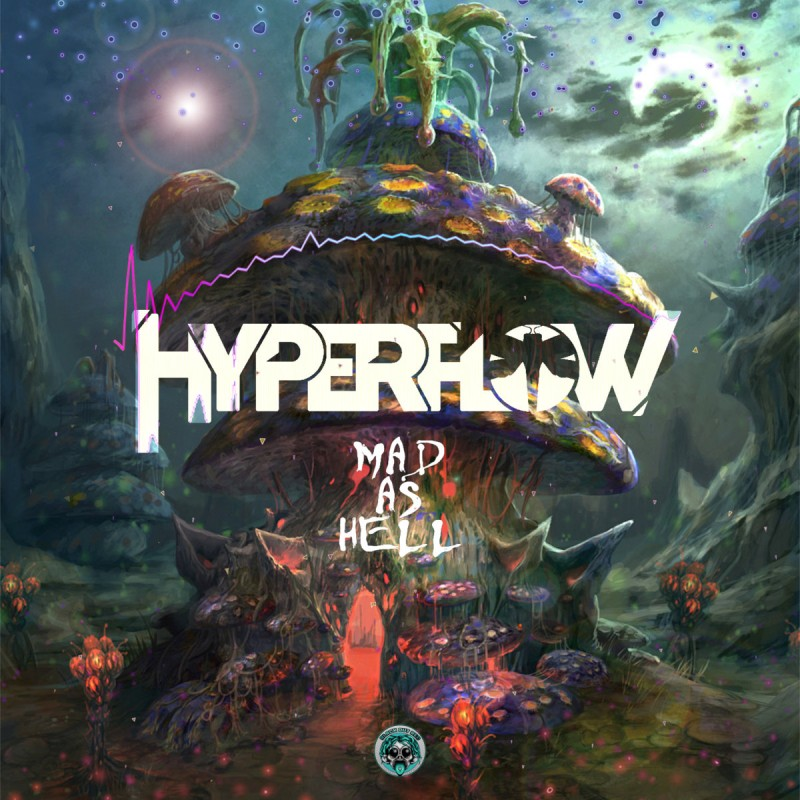 Blackout Records - HYPERFLOW - Mad as Hell