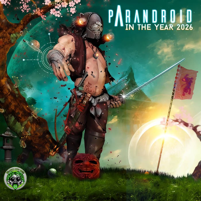 Blackout Records - PARANDROID - In The Year 2026