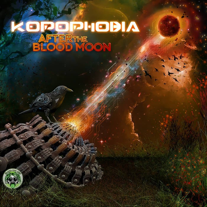 Blackout Records - KOPOPHOBIA - After the Blood Moon