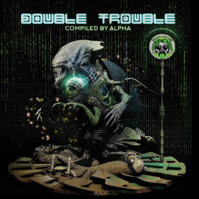 Blackout Records - .Various - Double Trouble MMXVIII