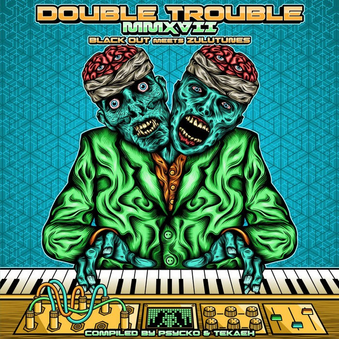 Blackout Records - .Various - Double Trouble 2017
