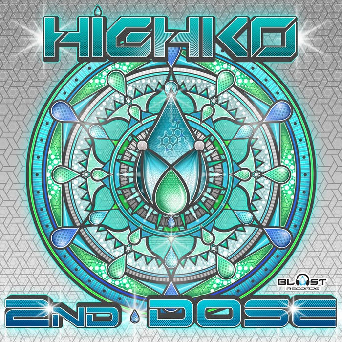 Blackout Records - HIGHKO - 2nd Dose