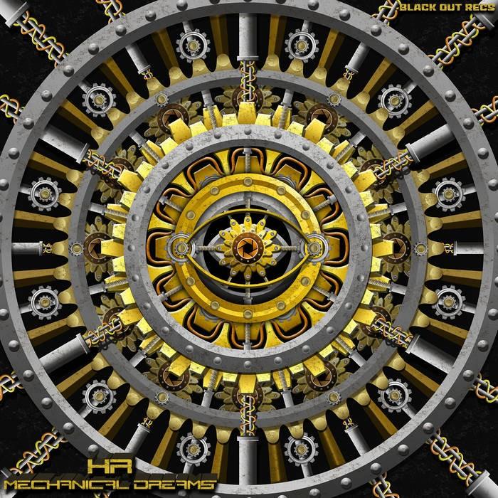 Blackout Records - H.R. - Mechanical Dreams