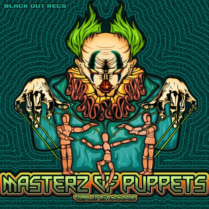 Blackout Records - .Various - Master of Puppets
