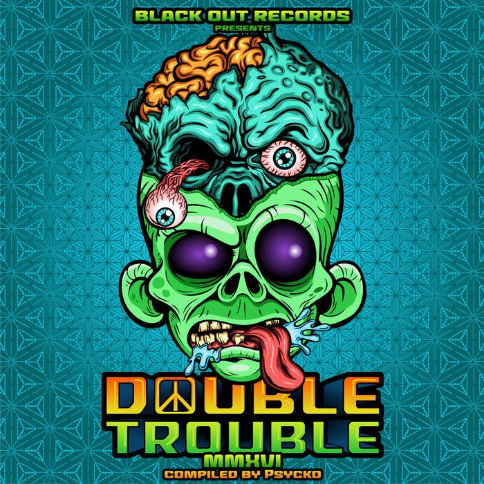 Blackout Records - .Various - Double Trouble MMXVI