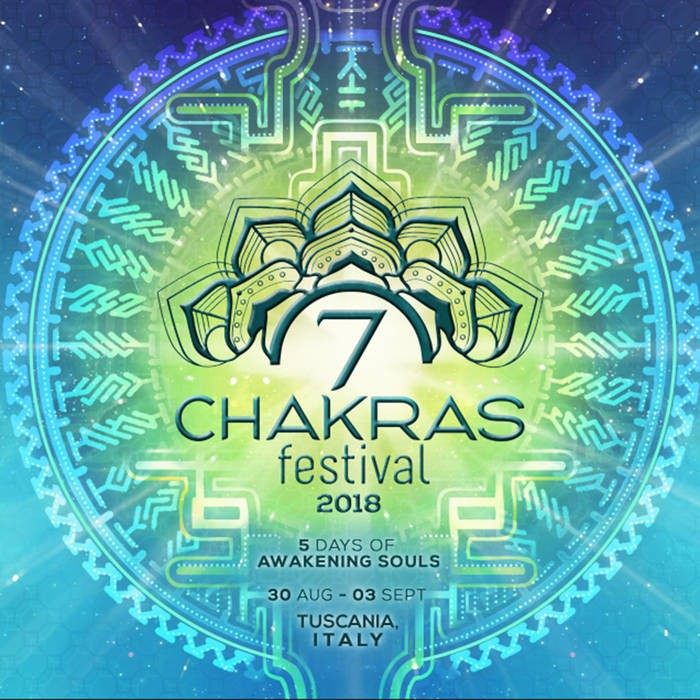 Believe Lab - .Various - 7 Chakras Festival 2018 The Soundtrack