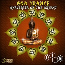 Goa Records - .Various - Goa Trance Mysteries Of The Orient