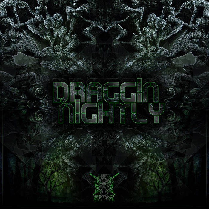 Cyberbay Records - .Various - Draggin Nightly