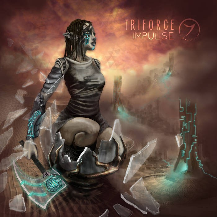Zenon Records - TRIFORCE - Impulse