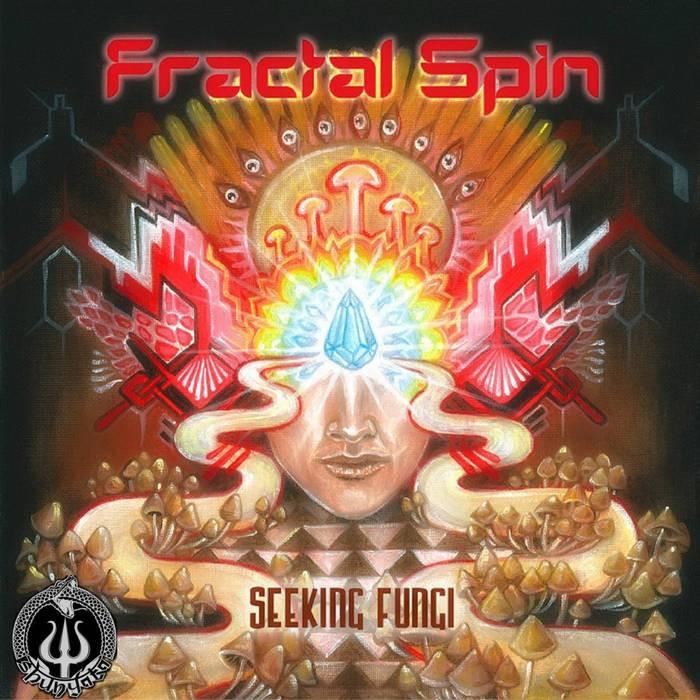 Shunyata Records - FRACTAL SPIN - Seeking Fungi