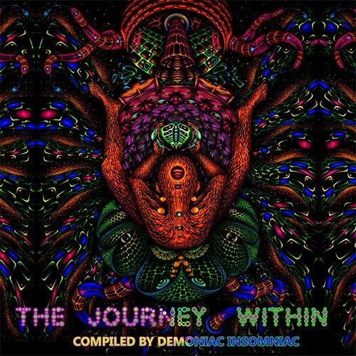 Active Meditation Music - .Various - The Journey Within