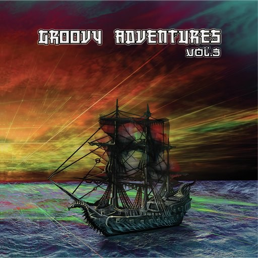 Soundlab Pirates - .Various - Groovy Adventures Vol.3