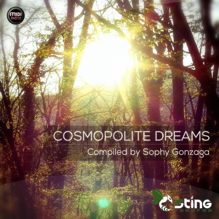 Sting Records - SOPHY GONZAGA - Cosmopolite Dreams