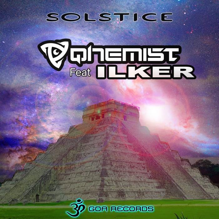 Goa Records - QHEMIST - Solstice