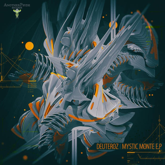 Another Psyde Records - DEUTEROZ - Mystic Monte
