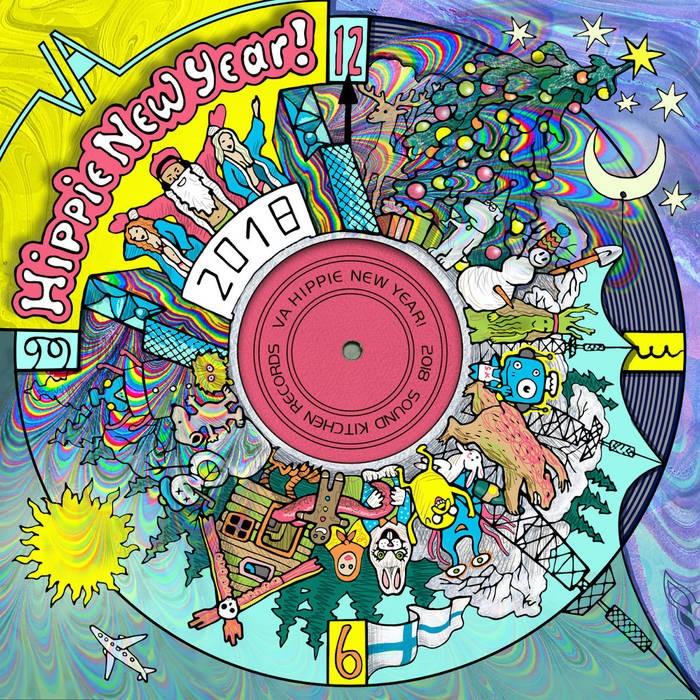 Sound Kitchen Records - .Various - Hippie New Year