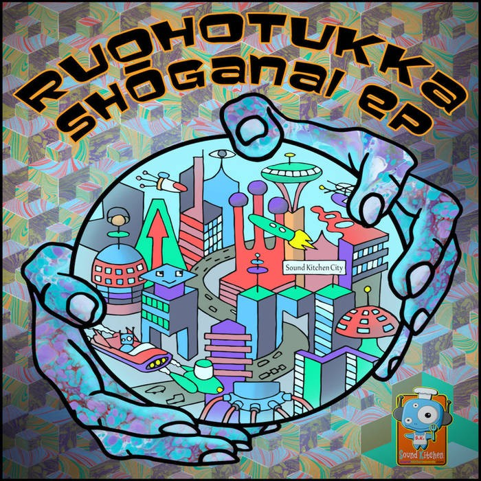 Sound Kitchen Records - RUOHOTUKKA - Sho¨ganai