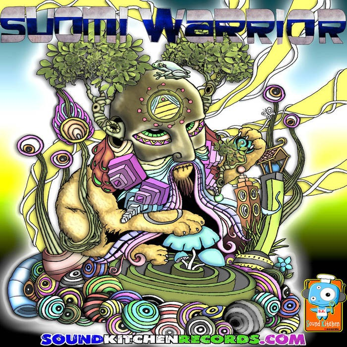 Sound Kitchen Records - .Various - Suomi Warrior