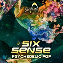 Parabola Music - SIXSENSE - Psychedelic Pop