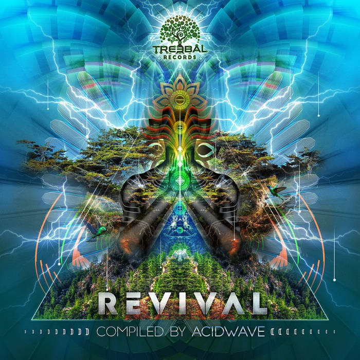 TREEBAL RECORDS - .Various - Revival