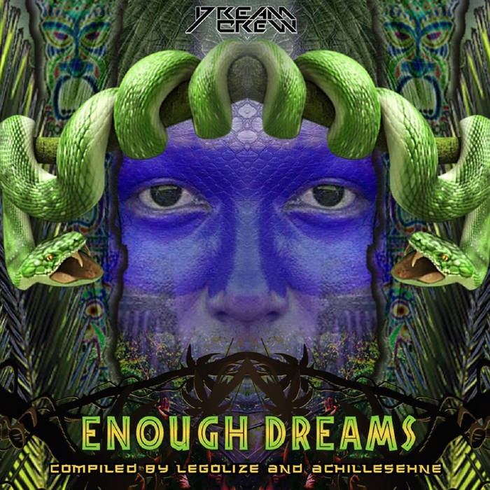 Dream Crew Records - .Various - Enough Dreams