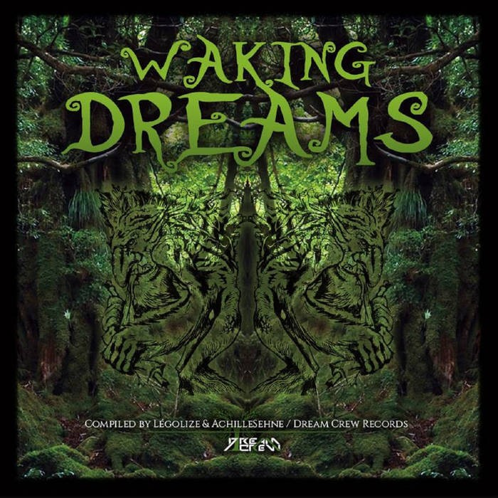 Dream Crew Records - .Various - Waking Dreams