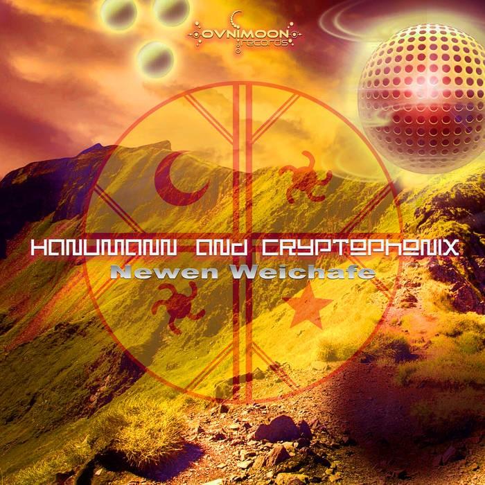 Ovnimoon Records - HANUMANN, CRYPTOPHONIX - Newen Weichafe