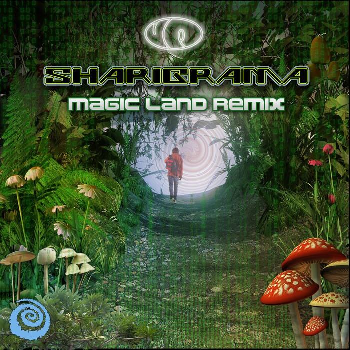 Spiral Trax Records - SHARIGRAMA - Magic Land