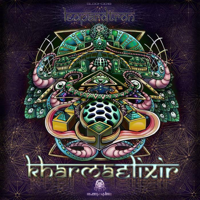 GloOm Music - LEOPARDTRON - Kharma Elixir