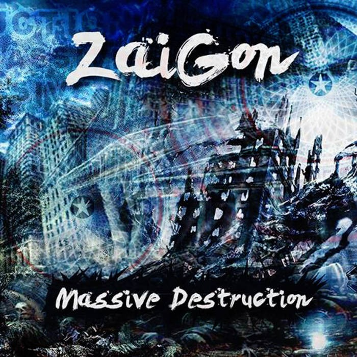 Anarchic Freakuency Records - ZAIGON - Massive Destruction