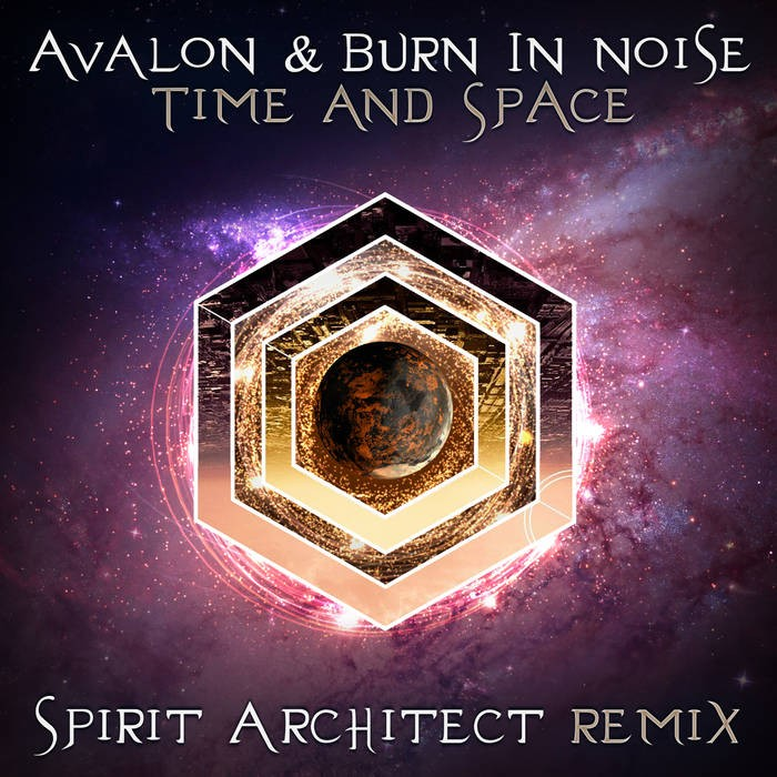 Dacru Records - AVALON VS BURN IN NOISE - Time And Space (Spirit Architect Remix)