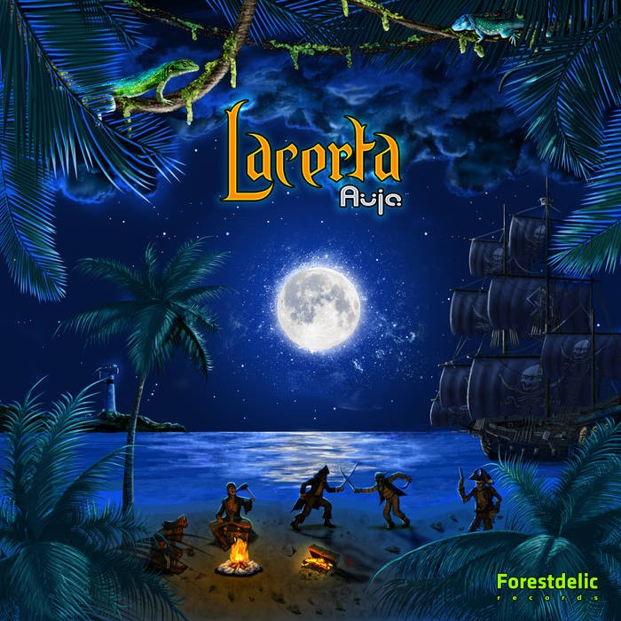 Forestdelic Records - LACERTA - Auja