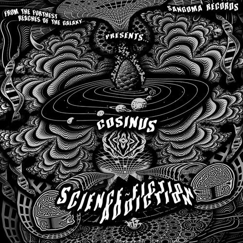 Sangoma Records - COSINUS - Science Fiction Addiction