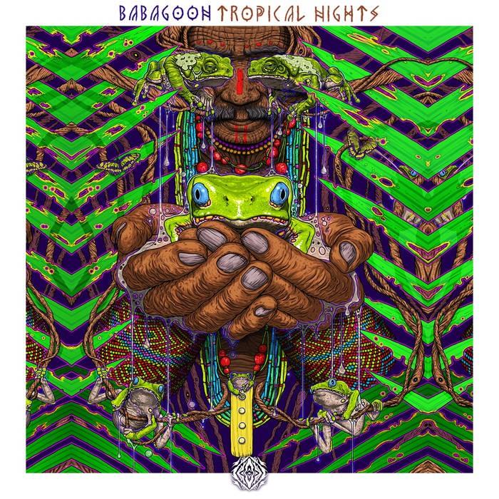 Sangoma Records - BABAGOON - Tropical Nights