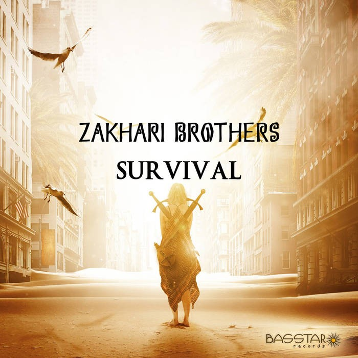 Bass-Star Records - ZAKHARI BROTHERS - Survival