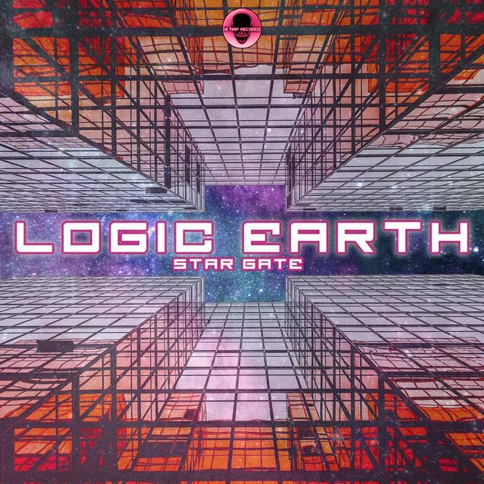 Hi-Trip Records - LOGIC EARTH - Stargate