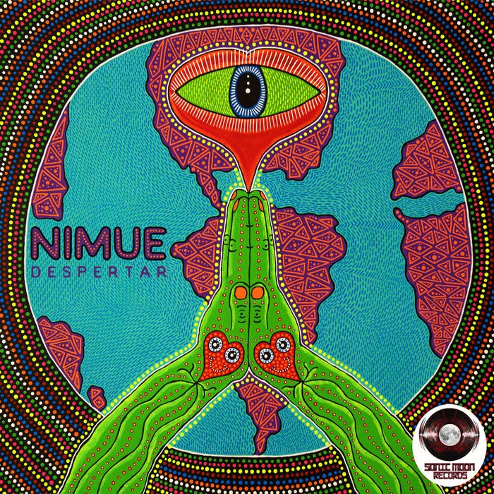 Sonic Moon Records - NIMUE - Despertar