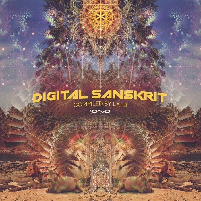 Iono Music - .Various - Digital Sanskrit
