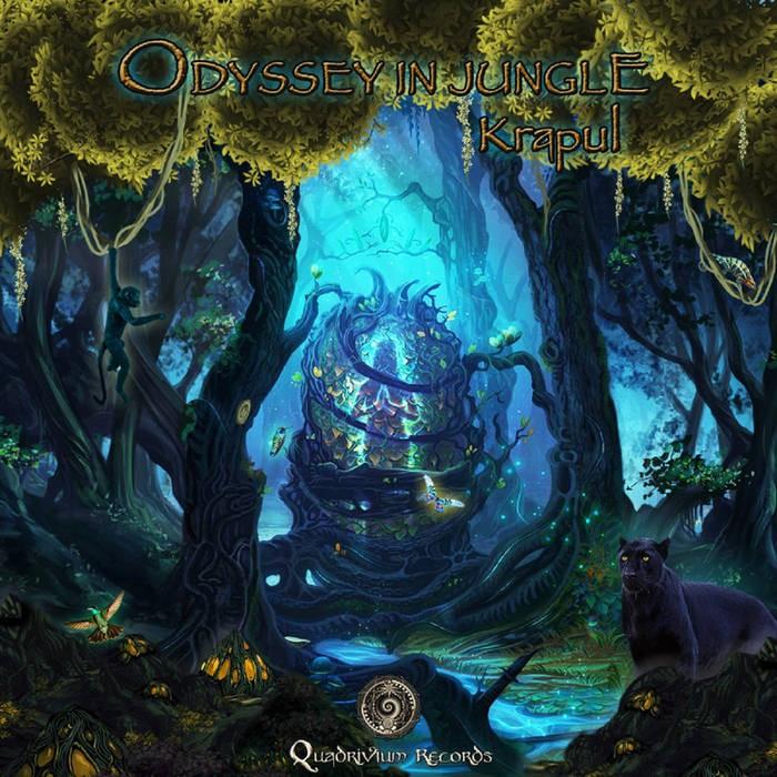 Quadrivium Records - KRAPUL - Odyssey in jungle