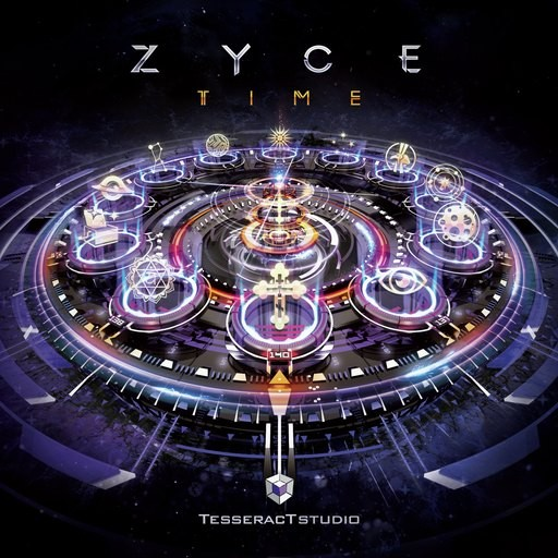 Tesseractstudio - ZYCE - Time
