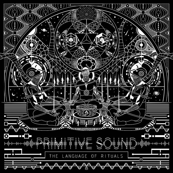 Alice-d Records - PRIMITIVE SOUND - Language of Ritual