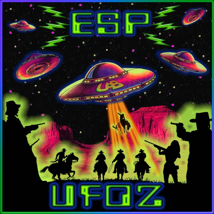 United Beats Records - ESP - Ufoz