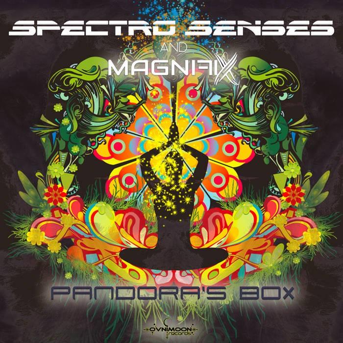 Ovnimoon Records - SPECTRO SENSES, MAGNIFIX - Pandora's Box