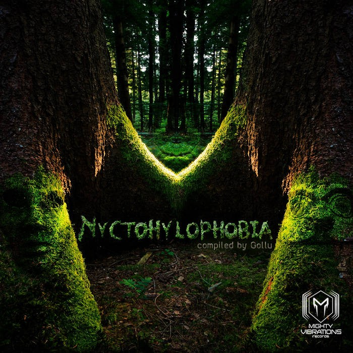 Mighty Vibrations Records - .Various - Nyctohylophobia