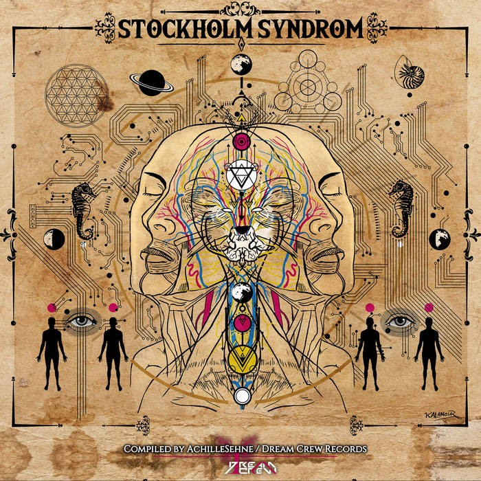 Dream Crew Records - .Various - Stockholm Syndrome