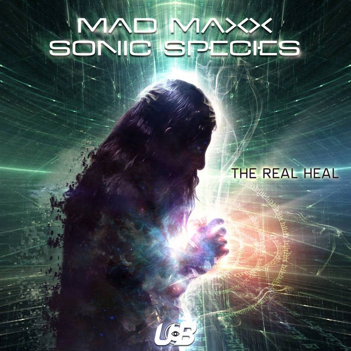 United Beats Records - MAD MAXX, SONIC SPECIES - X The Real Heal