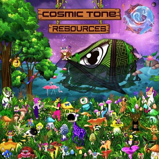 Iono Music - COSMIC TONE - Resources